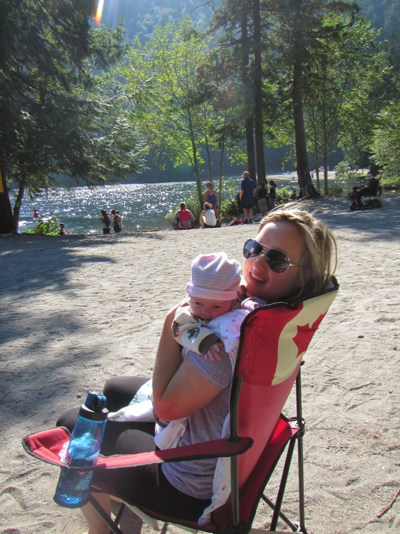 10 Tips for Camping with a Newborn   Born to be Adventurous