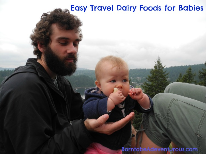 Easy Travel dairy foods