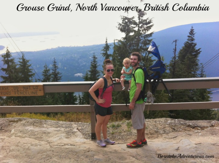 Grouse Grind family 1