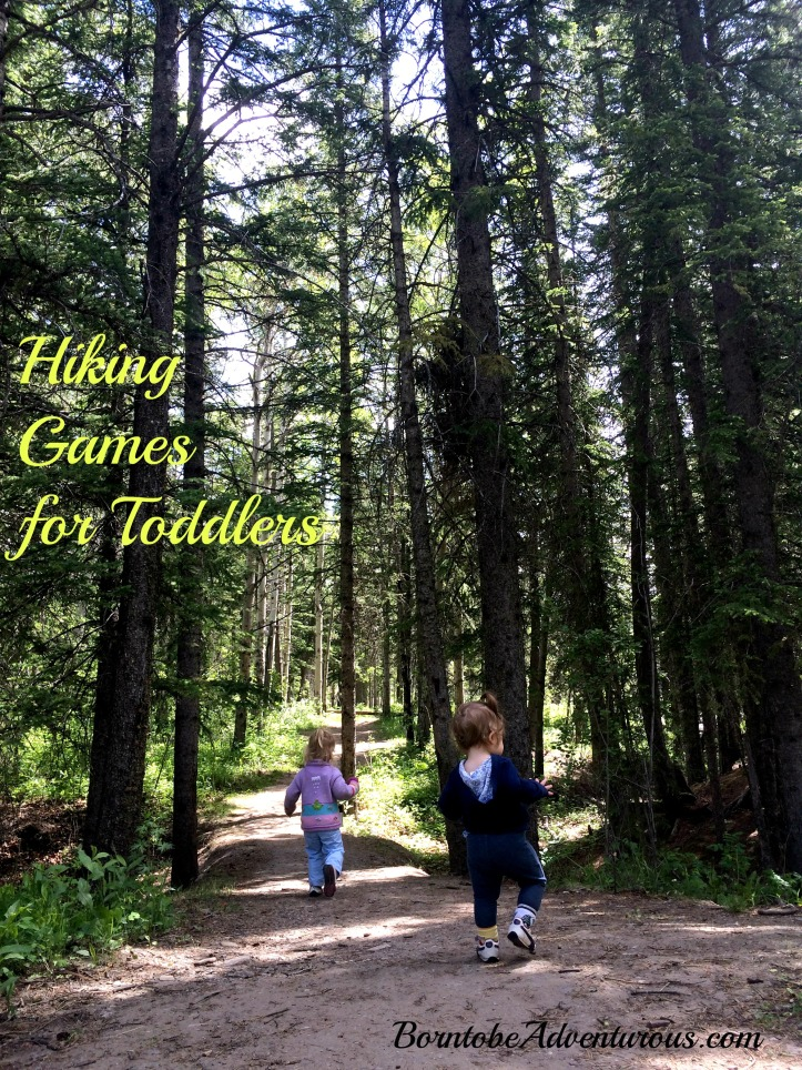 hiking games for toddlers