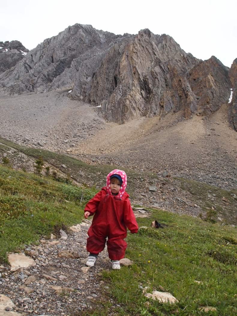 Hiking Baby