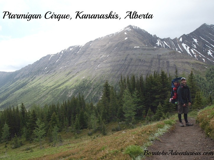 Ptarmigan Cirque Hike with Kids