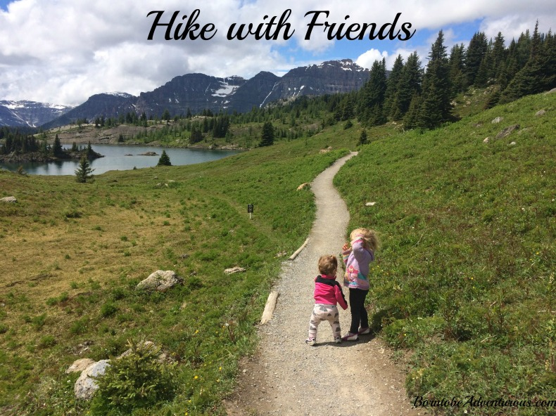 Hike with friends