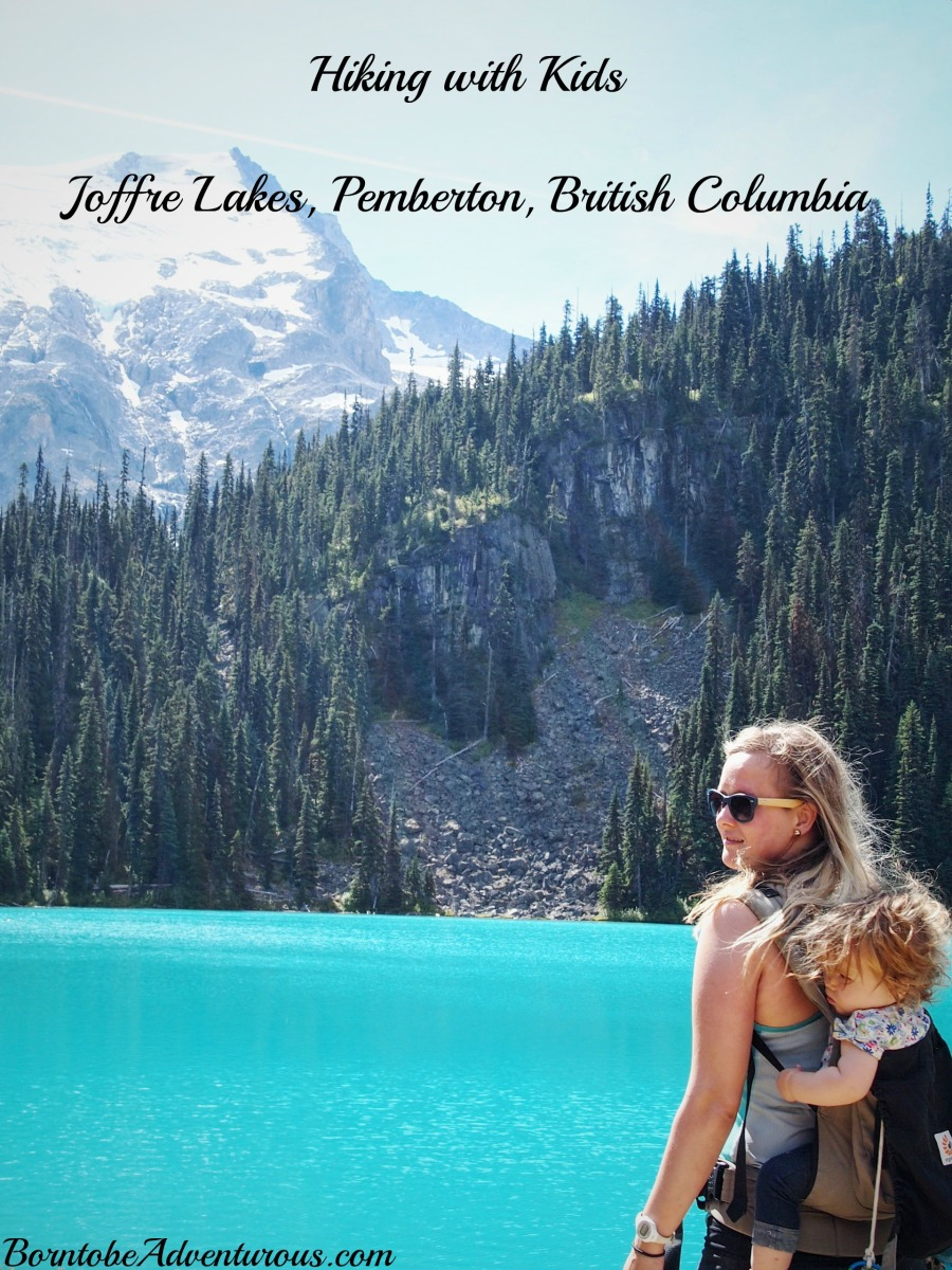 Joffre Lakes Hike, Pemberton, British Columbia