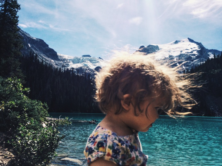 Joffre Lakes Baby